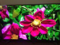 Lg 55in smart 4K ultra HD WebOs 3.0