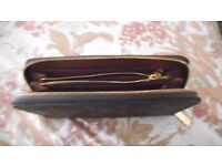 lv bag pruse and case