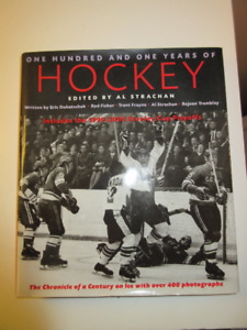 Book:  One hundred and one years of hockey