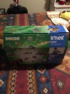 K'Nex Imagine 70 Piece Model Set