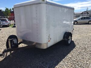 Pace American Cargo trailer