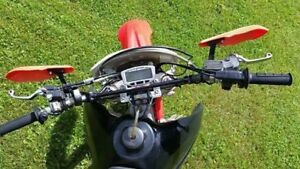 Crf250 and crf450 gas tank