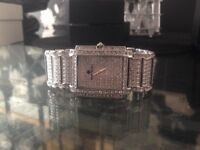Patek Philippe iced out watch