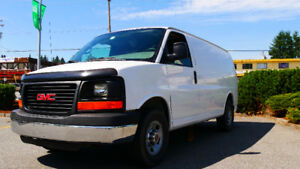 2008 GMC Savana 3 Seats