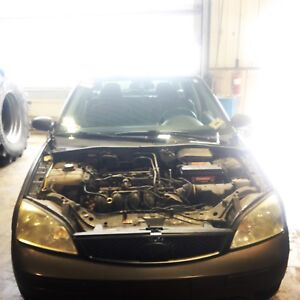 Looking for Ford Focus first gen good