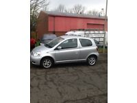 Toyota Yaris in excellent condition this will come with full mot