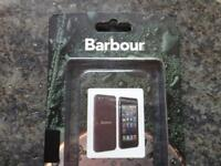 Barbour hard case iphone5