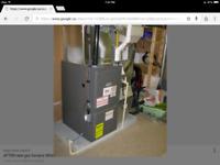 Furnaces air-conditioning sheet metal
