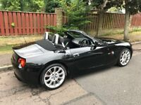 BMW Z4 Convertible roadster low mileage full service history NEW MOT