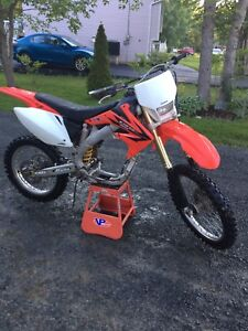 2006 Honda CRF450X Rolling Chassis