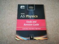 WJEC AS Physics Core study and revision guide - Excellent condition not used