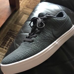 BRAND NEW NEVER WORN NIKE SOLAR CHECK SKATE SHOES