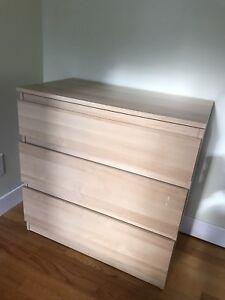 Commode Ikea 3 tiroirs