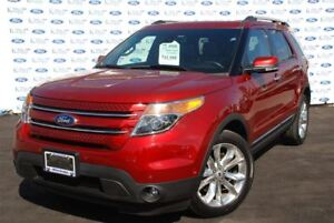 2014 Ford Explorer Limited*AWD*Leather*Nav*Roof