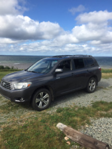 2008 Toyota Highlander SUV, Crossover from Alberta