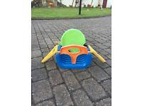 Toddler or Baby Swing Seat