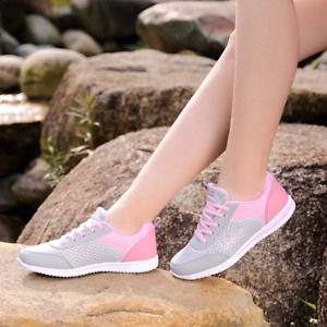 Summer Zapato Women Breathable Mesh Shoes For Women Soft Casual