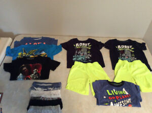 Boys clothing lot. Size 6 lot