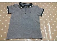 Boys 5-6 year old next polo shirt with zip