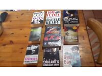 COLLECTION BOOKS -* HOUSE CLEARENCE *