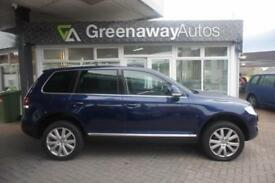 2007 VOLKSWAGEN TOUAREG SE DPF £3000 WORTH OPTIONS ESTATE DIESEL