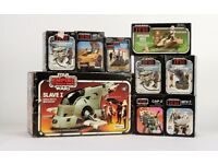 Star Wars Vehicles Wanted