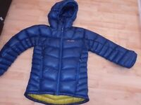 MENS BERGHAUS EXTREM RAMCHE 2.0 DOWN INSULATED JACKET – SIZE XS