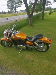2002 Kawasaki Mean Streak 1500