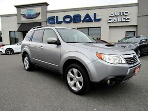 2010 Subaru Forester 2.5XT Limited TURBO AWD **LOW KM**