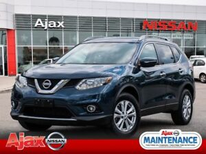 2015 Nissan Rogue SV*Low Kms*Accident Free