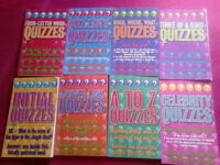 A set of quizzes books