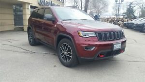 2017 Jeep Grand Cherokee DEMO SALE, TRAILHAWK, Active safety