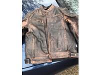 Bering Motorcycle Jacket (Men's medium)