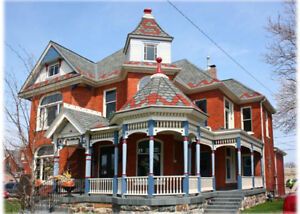 Beautiful Victorian House - Commerical Property