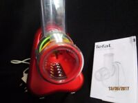 Tefal Fresh Express. Complete with all attachments and instruction manual