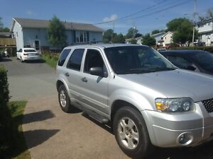 2007 Ford Escape XLT As Traded