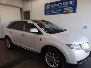 2011 Lincoln MKX AWD LEATHER NAVI SUNROOF