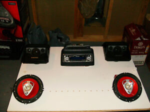PIONEER CAR AUDIO SYSTEM