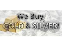 We buy silver and gold wanted scrap 9ct 14ct 22ct anything