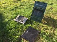 Vanette Gas Oven and Hob For Caravan/Camper