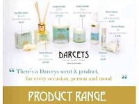 Darcey soy wax products