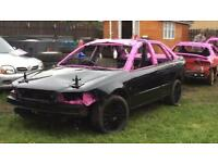 Scrap cars wanted to for banger raceing