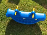 Little Tikes Toddler Seesaw - outdoor