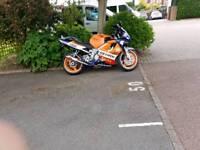 Honda cbr 600 fx/fy swap/px