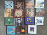 Mix of Music CDs