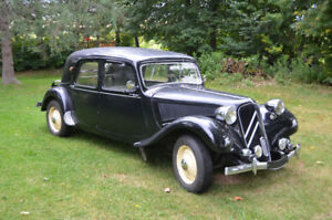 Citroën Traction 11 N 1949