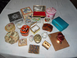Miscellaneous Vintage Jewellery Pieces