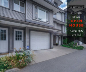 3 bed, 2 bath Cloverdale Townhome