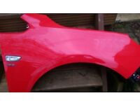 Vauxhall Astra J Front Drivers side Wing