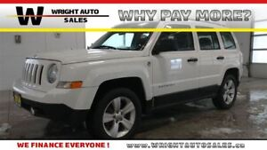 2014 Jeep Patriot | 4WD| LEATER| CRUISE CONTROL| A/C| 130,173KMS